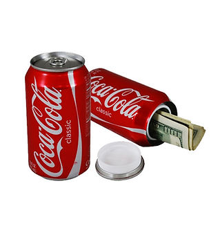 Coca-Cola Stash Can