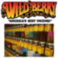 Wild Berry Incense