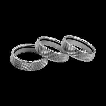 Billet Aluminum Knobs 3PCS