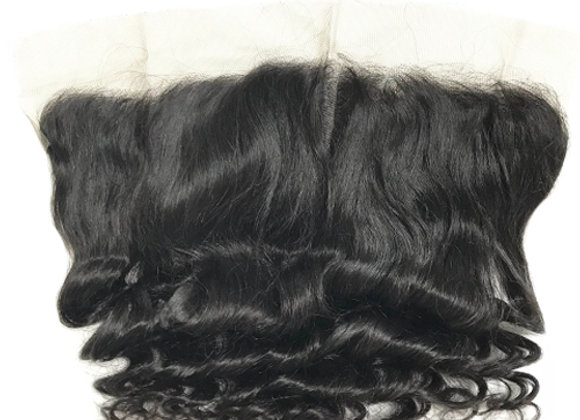 """Mink Loose Deep Wave Lace Frontal 13x4"""""""