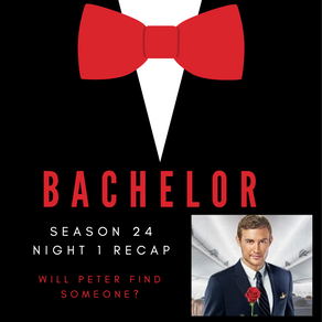 The 411 on The Bachelor - NIGHT 1