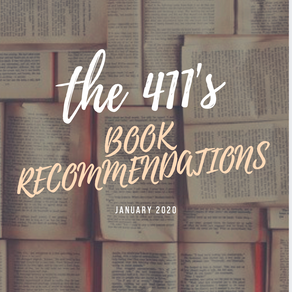 The 411's Book Recommendations
