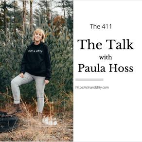 """""""The Talk"""" with Paula Hoss"""