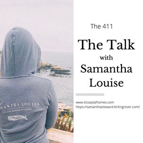 """""""The Talk"""" with Samantha Louise"""
