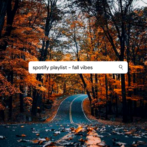 A Vibe for When The Leaves Are Changing