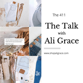 """""""The Talk"""" with Ali Grace"""