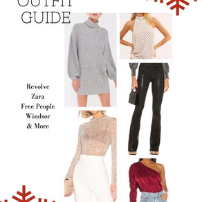 The 411's Holiday Outfit Guide