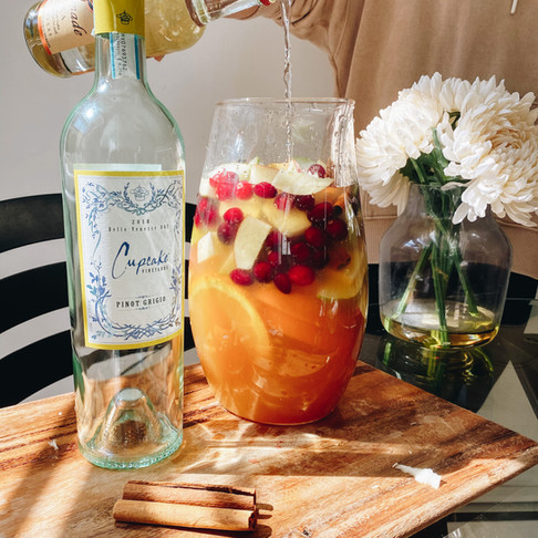 """""""Falling for You"""" Sangria"""