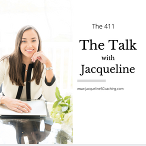 """""""The Talk"""" with Jacqueline S. Coaching"""