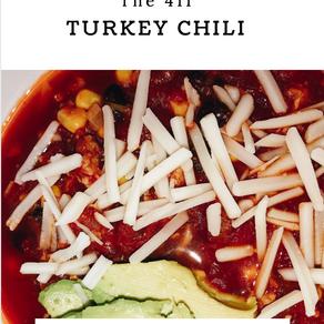 The 411's Turkey Chili