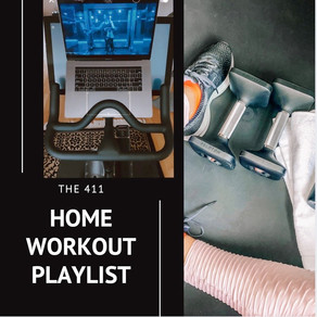 Home Workout Playlist