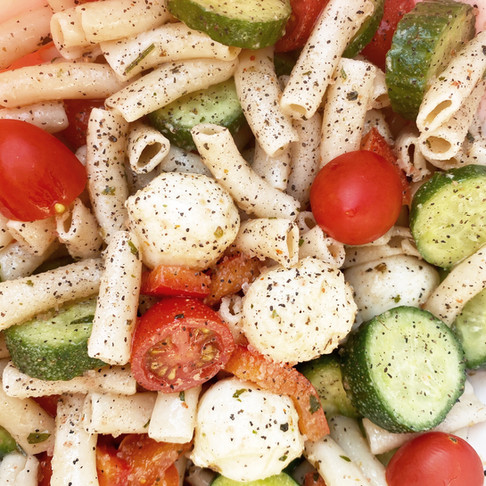 The Not-So-Guilty Pasta Salad