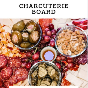 The 411 on Charcuterie board
