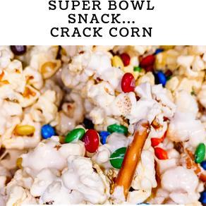 The 411's Super Bowl Snack - Crack Corn