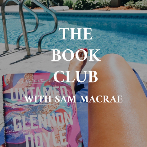 The Book Club With Sam MacRae