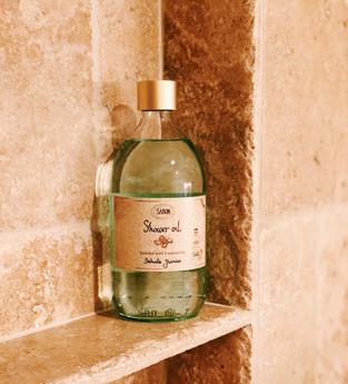 Skincare Sunday: Shower Oil