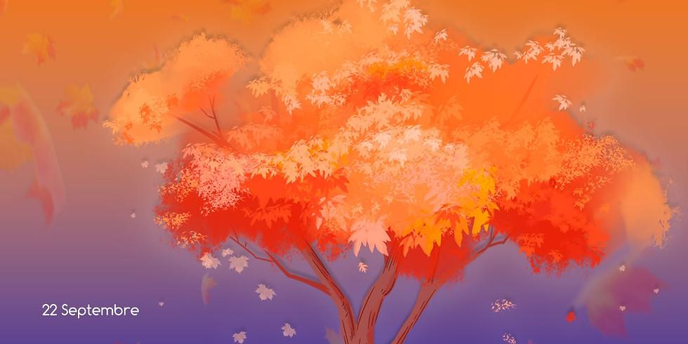 Autumnal Equinox Ceremony online w/ Réy