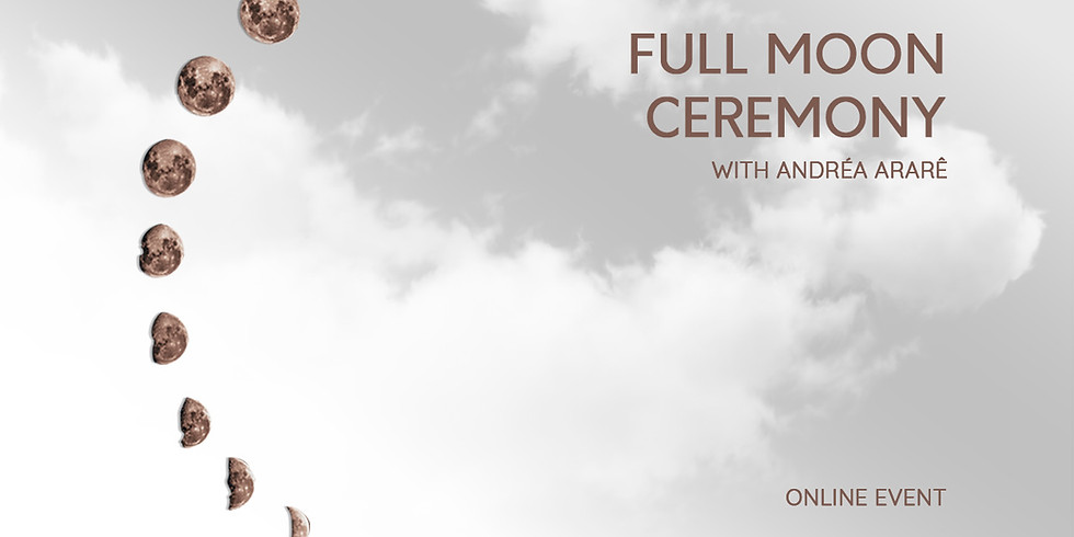 March Full Moon Ceremony