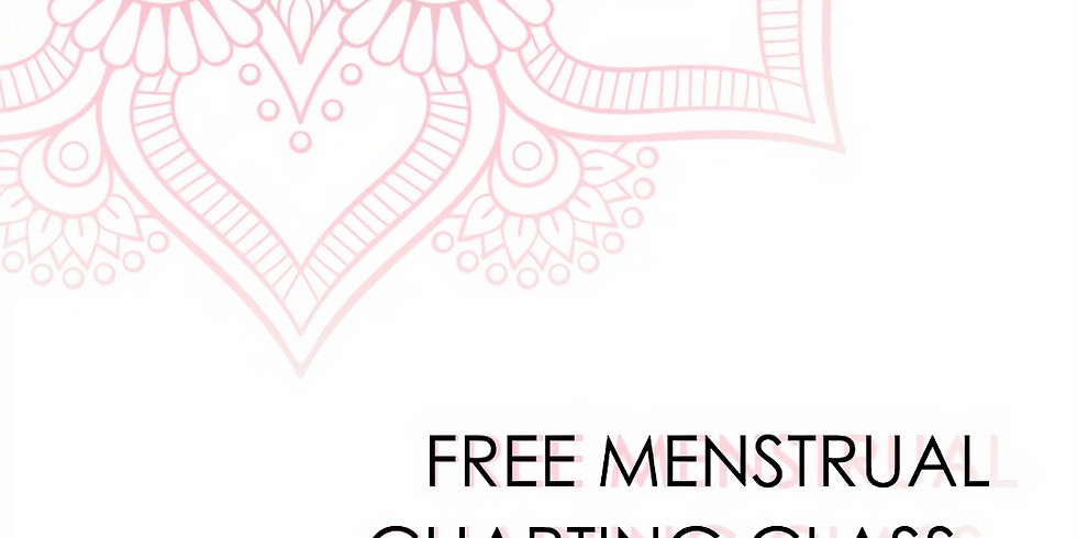 Free menstrual charting online class
