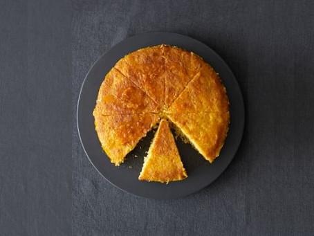 Como fazer bolo de tangerina?