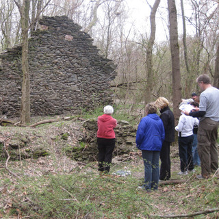 Iron Furnace Walking Tour