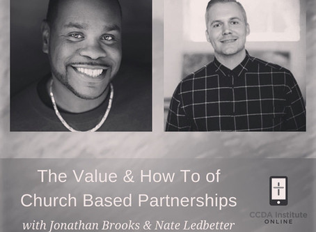 The Value and How To of Church Based Partnerships