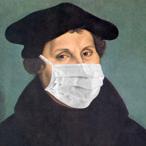 Whether One May Flee From a Deadly Plague (Martin Luther)
