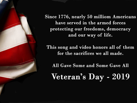 Impact Of Our Veterans On Our Nation and The World