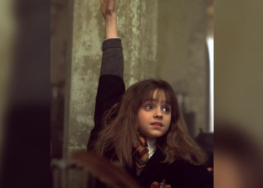hermione-hand-raise-graduation.jpg