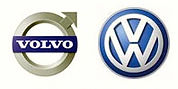 we work on volvo, Volkswagen