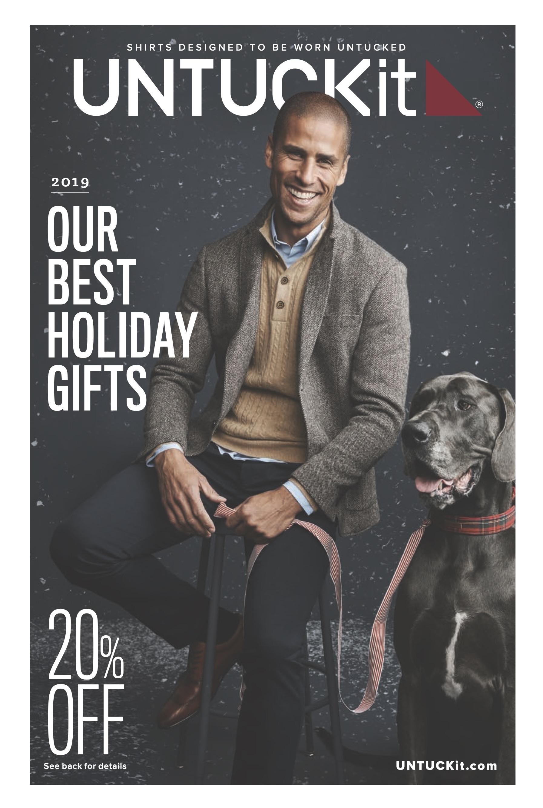 Holiday '19 Catalog