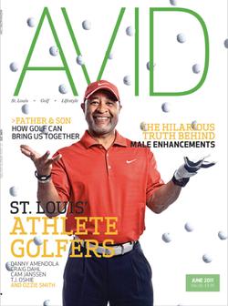 AVID St. Louis Athlete Golfers