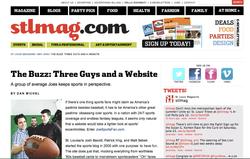 St. Louis Magazine Joe Sports Fan