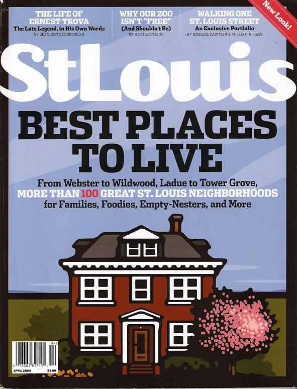 St. Louis Magazine Neighborhoods