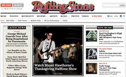 Rolling Stone Farm Aid