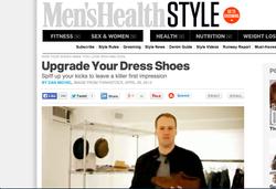 Instant Style Fix: Dress Shoes