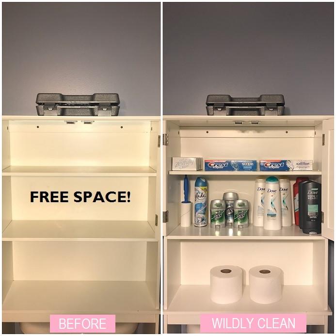 Wildly Clean Organizing