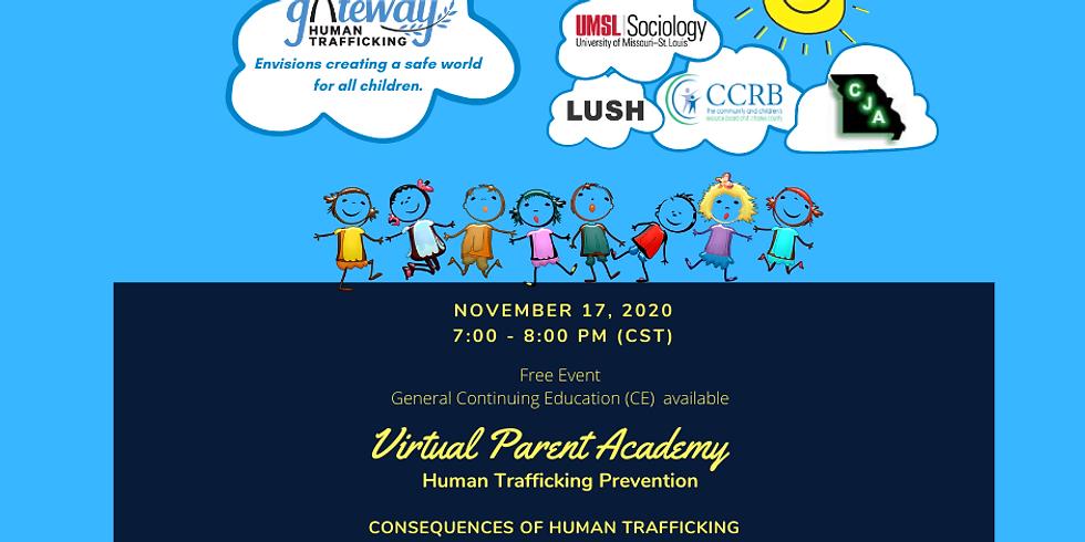 Virtual Parent Academy- Part 6 (Labor Trafficking)