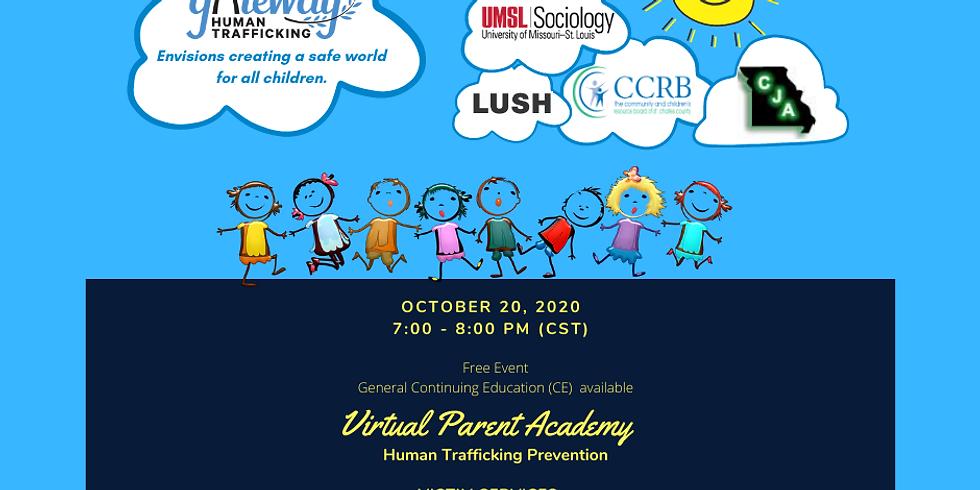 Virtual Parent Academy- Part 3 (Immigration and the Victim Assistance Services)