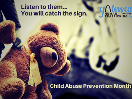 In Honor of the Most Innocent victims: Abused Children
