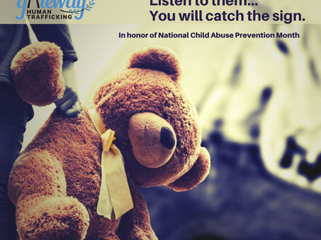 An Overview of Child Trafficking