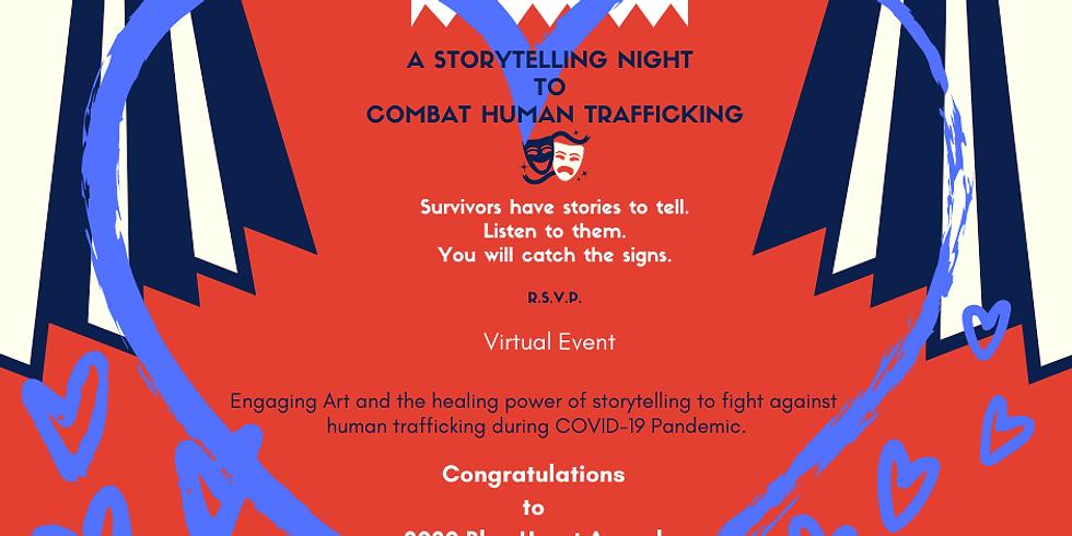A Storytelling Nightto Combat Human Trafficking