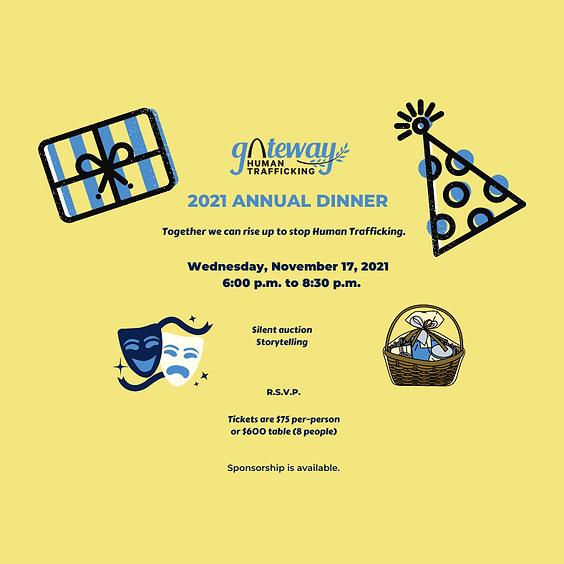 2021 Annual Dinner