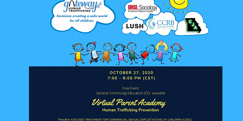 Virtual Parent Academy- Part 4 (Trauma-Focused Treatment for Commercial sexual exploitations of children (CSEC))