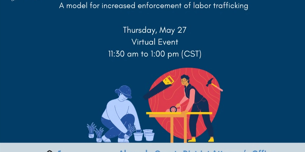 A model for increased enforcement of labor trafficking