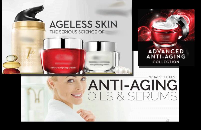 Anti aging serums