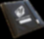 Plan Your Story Leather Program Binder
