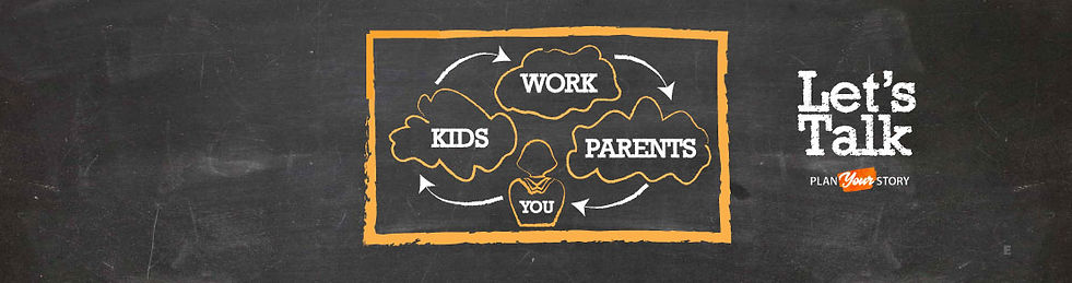 Juggling Kids, Work & Parents? Let's Talk
