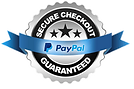 PAY PAL CHECKOUT - SECURITY GUARANTEED
