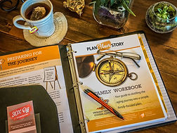 Plan Your Story Family Planning Workbook and Advance Directive